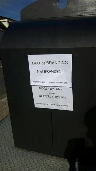 Noodopvang ook voor Nederlanders!